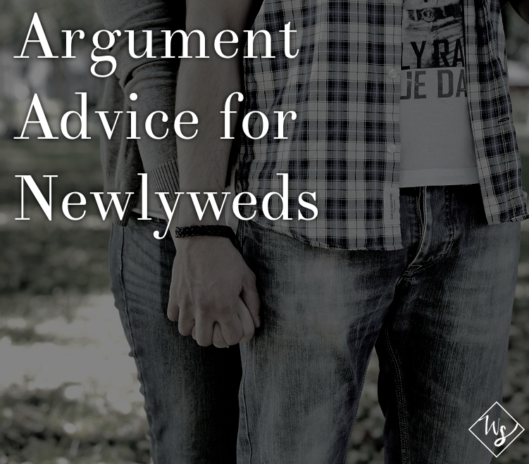 argument advice for newlyweds pinterest